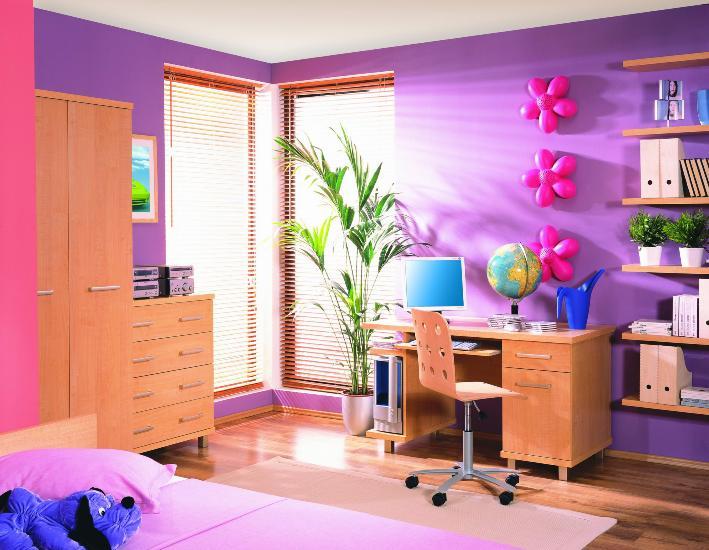 izba - fialova
