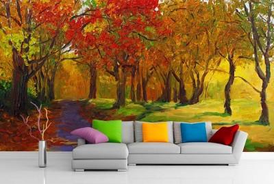 jeseň s nábytkom